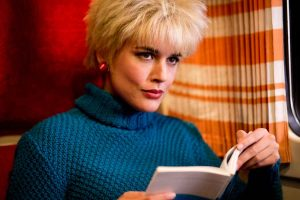 Image from the movie Julieta