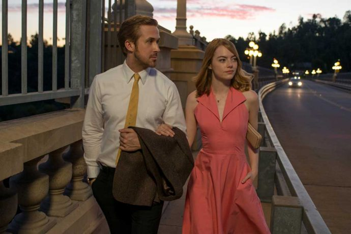 image from the movie la la land